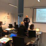 Visite du CDA au Reading Centre de l'Université Stavanger